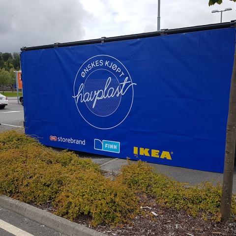 Banner Ikea